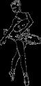 Engraved Ballet 70